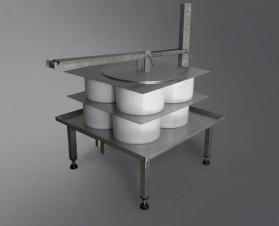 Presse verticale manuelle